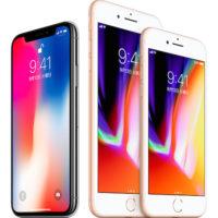 iPhoneX/8が5万円キャッシュバックAndroidは5万5千円キャッシュバックの大セール